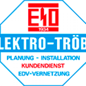 Logo - Elektro Tröbs