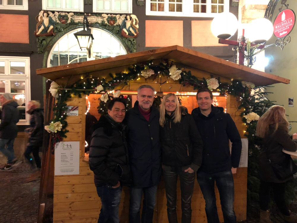 OsnaBRÜCKE - Weihnachtsmarkt 2017