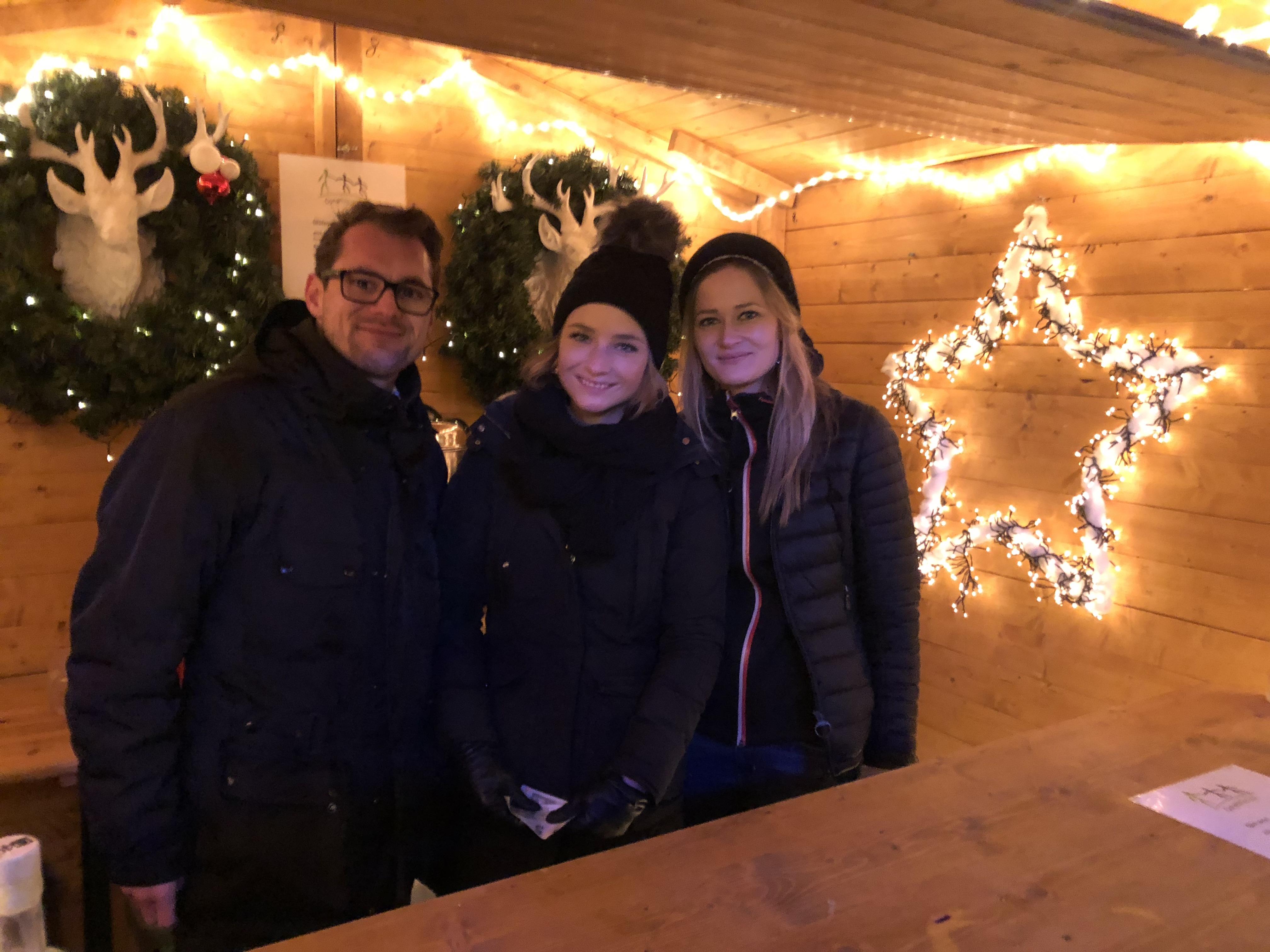 OsnaBRÜCKE - Weihnachtsmarkt 2017 - 1
