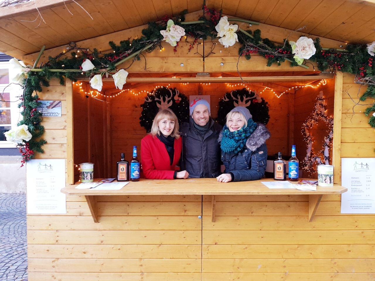 OsnaBRÜCKE - Weihnachtsmarkt 2017 - 3