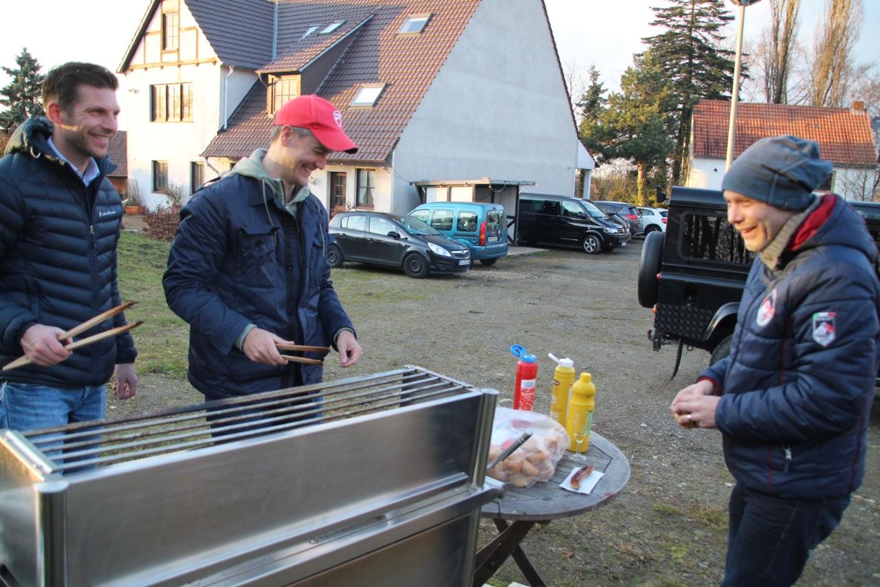 OsnaBRÜCKE Osterfeuer 2017 - 2